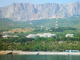 Крым парковое пляжи 98